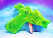 Space Gun - Sparkling Toy - Transparent Alien Space Gun