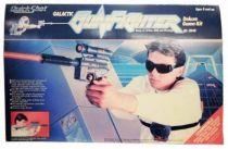 Space Gun - Spectravideo International Ltd - Quick Shot: Galactic GunFighter Deluxe Game Kit (Infrared) QS-2040