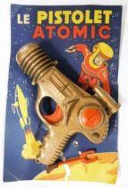 Space Gun - Suction Dart Gun - Le Pistolet Atomic (Type Tudor Rose Space Ray Pistol)