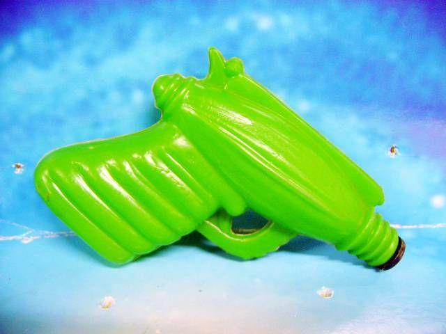 Space Gun - Water Gun - Green Vinyl Space Gun