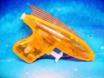 Space Gun - Water Gun - Orange Transparent Space Gun