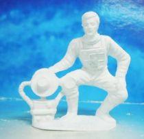 Space Toys - Comansi Figurines Plastiques - OVNI 2019: Astronaute (blanc)