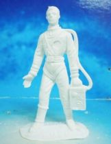 Space Toys - Comansi Figurines Plastiques - OVNI 2020: Astronaute (blanc)