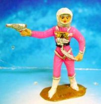 Space Toys - Comansi Painted Plastic Figures - OVNI 2021: Woman Astronaut