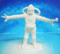 Space Toys - Comansi Plastic Figures - Alien #1 (white)