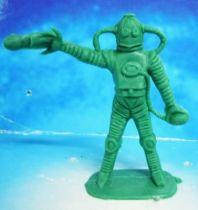 Space Toys - Comansi Plastic Figures - Alien #3 (green)