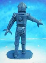 Space Toys - Comansi Plastic Figures - Alien #4 (blue)