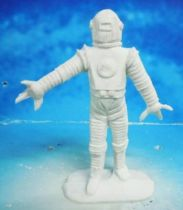 Space Toys - Comansi Plastic Figures - Alien #4 (white)