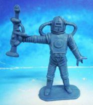 Space Toys - Comansi Plastic Figures - Alien #6 (blue)