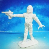 Space Toys - Comansi Plastic Figures - Alien #7 (white)