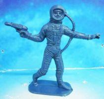 Space Toys - Comansi Plastic Figures - Astronaut #2 (blue)