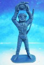 Space Toys - Comansi Plastic Figures - Astronaut #3 (blue)