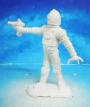 Space Toys - Comansi Plastic Figures - OVNI 2002: Alien (white)