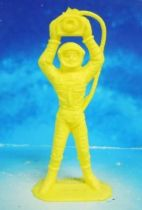 Space Toys - Comansi Plastic Figures - OVNI 2004: Astronaut (yellow)