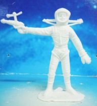 Space Toys - Comansi Plastic Figures - OVNI 2011: Astronaut (white)