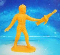 Space Toys - Comansi Plastic Figures - OVNI 2014: Astronaut (orange)