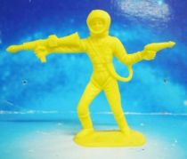 Space Toys - Comansi Plastic Figures - OVNI 2016: Astronaut (yellow)