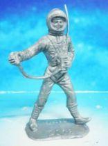 Space Toys - Comansi Plastic Figures - OVNI 2018: Astronaut (grey)