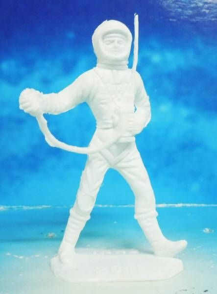 Space Toys - Comansi Plastic Figures - OVNI 2018: Astronaut (white)