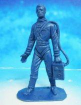 Space Toys - Comansi Plastic Figures - OVNI 2020: Astronaut (blue)