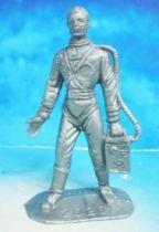 Space Toys - Comansi Plastic Figures - OVNI 2020: Astronaut (grey)