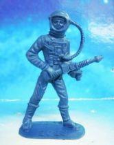 Space Toys - Comansi Plastic Figures - OVNI 2023: Astronaut (blue)