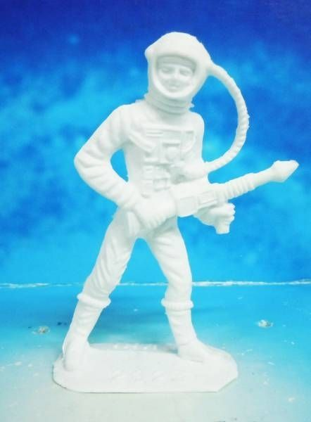 Space Toys - Comansi Plastic Figures - OVNI 2023: Astronaut (white)