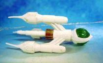 Space Toys - Corgi Junior - Blake\'s Seven Liberator Space Ship (White)