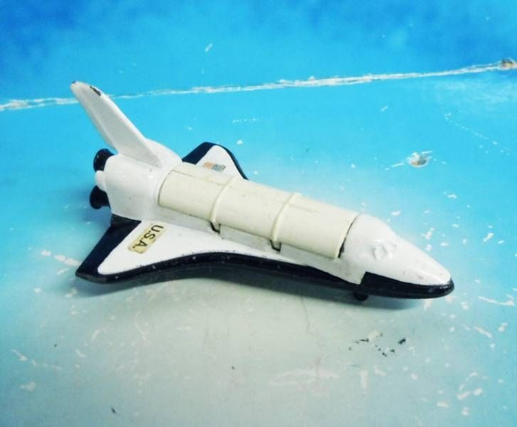Space Toys - Corgi Junior Vintage - Columbia - Navette Spatiale (Réf.5) occasion