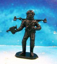 Space Toys - Figurines Plastiques - Cosmonaute avec caméra & jet-pack (Bonux couleur noire) 01