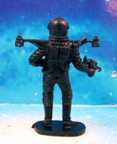 Space Toys - Figurines Plastiques - Cosmonaute avec caméra & jet-pack (Bonux couleur noire) 02