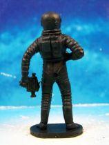 Space Toys - Figurines Plastiques - Cosmonaute avec caméra (Bonux couleur noire) 02