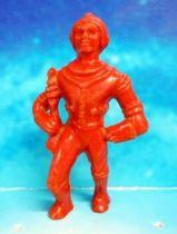 Space Toys - Plastic Figures - Ajax\'s Spacemen (Red)