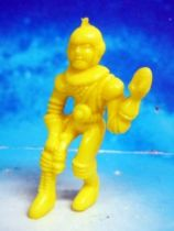 Space Toys - Plastic Figures - Ajax\'s Spacemen (yellow)
