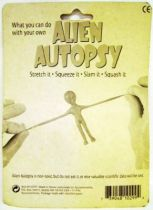 Space Toys - Plastic Figures - Alien Autopsy (Glow-in-the-Dark)