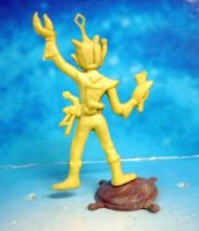 Space Toys - Plastic Figures - Astral Bubble Gum Spacemen (Dolcificio Lombardo) #1