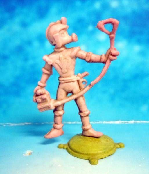 Space Toys - Plastic Figures - Astral Bubble Gum Spacemen (Dolcificio Lombardo) #2