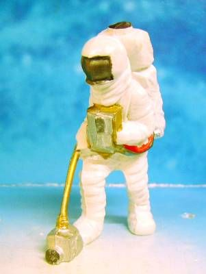 Space Toys - Plastic Figures - Astronaut  (JIM)