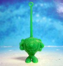 Space Toys - Plastic Figures - Cereal Premium Aliens (hysterical green)