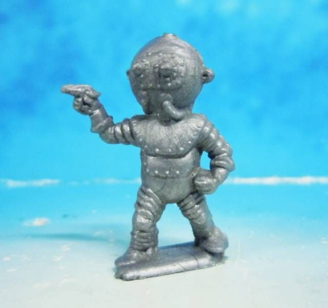 Space Toys - Plastic Figures - COMA Martian #5