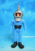Space Toys - Plastic Figures - Ferrero Spacemen (Blue)