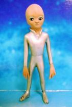 Space Toys - Plastic Figures - Roswell Alien (Myth & Legends Miniatures Set #3) loose