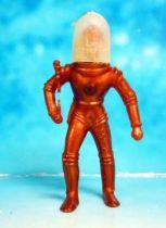 Space Toys - Plastic Figures - Space Man with helmet (Bonux)