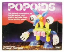 Space Toys - Tomy - Popoids: Cosmic Critters