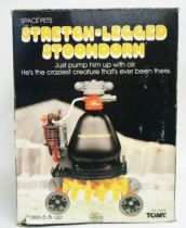 Space Toys - Tomy - Space Pets: Stretch-Legged Stoomdorm