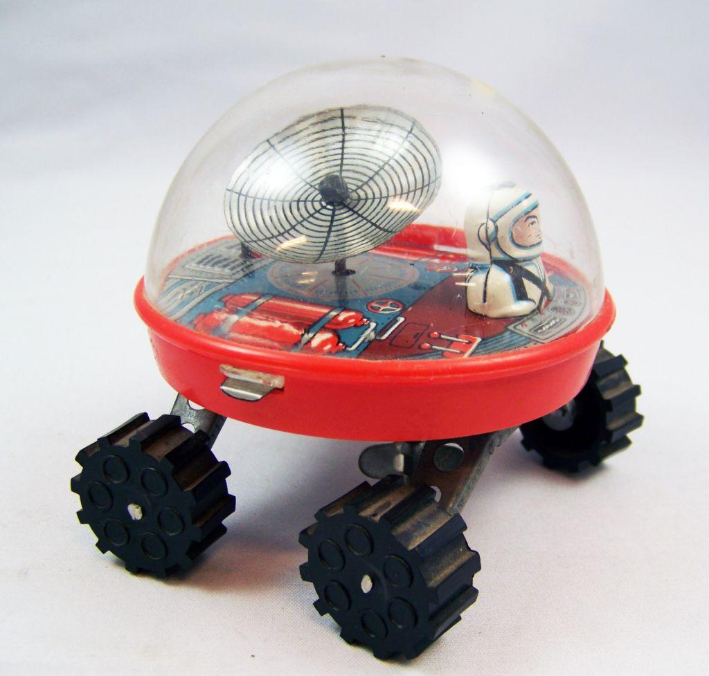 Space Toys - Véhicule à remonter en tôle - Lunar Buggy (Russie 1970\'s) 02