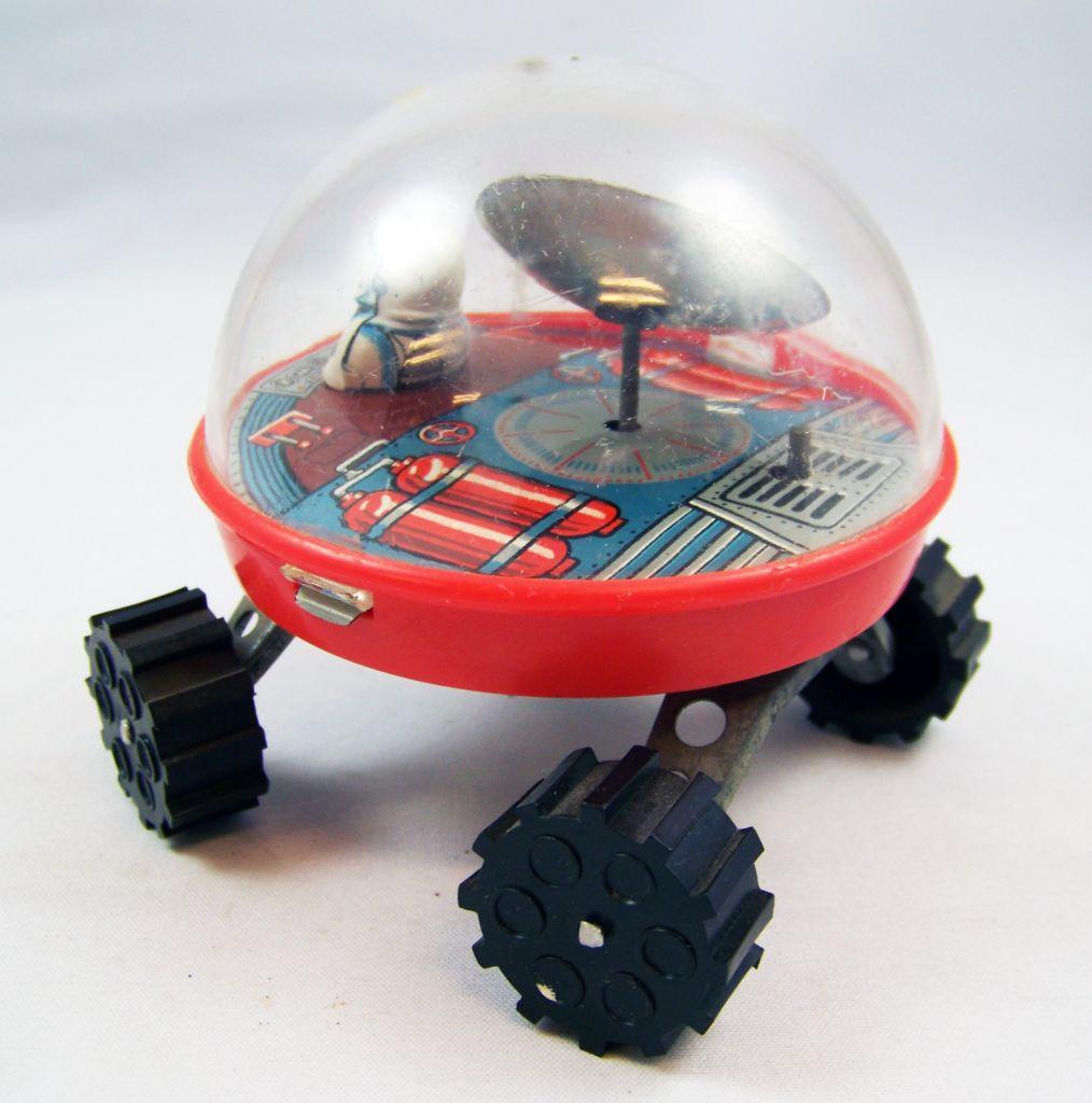 Space Toys - Véhicule à remonter en tôle - Lunar Buggy (Russie 1970\'s) 03