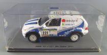 Spark Bmw X5 #221 9th Dakar 2003 Alphand Stevenson 1/43 S0492