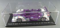 Spark Porsche RS Spider Van Merksteijn Motorsport #34 10th LM 2008 Winner LMP2 1/43