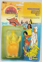 Spartakus and the Sun beneath the Sea - Action figure - Massmedia